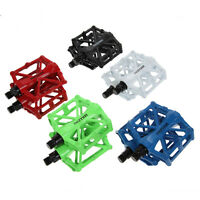Alloy Bicycle Pedals Mountain Bike MTB Road Cycling Vintage Bearing BMX 5 Colors