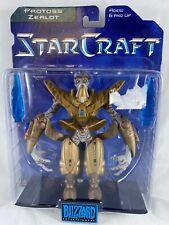 Blizzard Entertainment 1998 STARCRAFT Protoss Zealot Action Figure R20