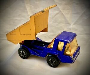 Vintage 1975 Matchbox- Lesney Superfast #23 ATLAS - Dump Truck