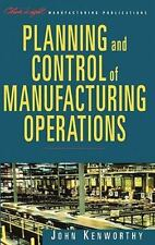 Planning and Control of Manufacturing Operations (The Oliver Wight Companies), K