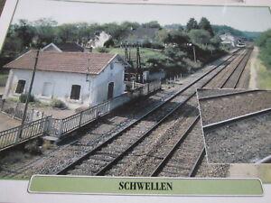 Die Eisenbahn 1 Schwellen