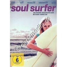 DVD: SOUL SURFER  - Die wahre Geschichte der Bethany Hamilton - FSK 6 - TOP*NEU*
