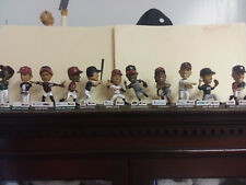 2018 ALTOONA CURVE MINI BOBBLEHEAD BOBBLE SET of 11 - SGA - PITTSBURGH PIRATES