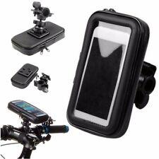 Waterproof Mobile Phone 360° Case Bag Mount Holder for Motorbike Bicycle Bike UK