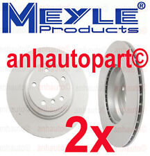 2 Front Disc Brake Rotors /& Ceramic Pads 34313 CD1061 2006 E90 330i 330Xi