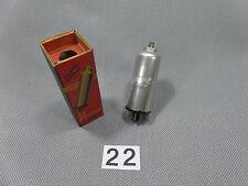 1 tube electronique VISSEAUX 6K7MG/vintage valve tube amplifier