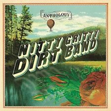 NITTY GRITTY DIRT BAND ANTHOLOGY 2CD - Released October 27th 2017