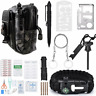 65 in 1 Tactical Military Survival First Aid Kit Outdoor Camp Emergency Gear Bag