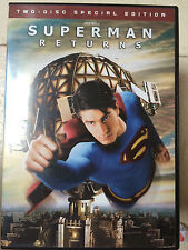 Brandon Routh Kevin Spacey SUPERMAN RETURNS ~ 2006 ~ 2-Disc Spec Ed | US R1 DVD