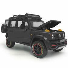 1:18 Suzuki Jimny SUV 2018 Model Car Diecast Toy Collectible Sound & Light Black