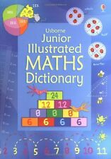 Junior Illustrated Maths Dictionary (Usborne Dictionaries) By Tori Large,Kirste