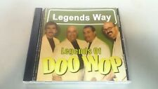 Legends Of Doo Wop Legends Way - CD - **Like New** - RARE