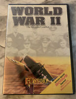 WORLD WAR II The Greatest Conflict (DVD,2009) History Channel WW2  SEALED