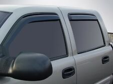 In-Channel Vent Visors for 2002 - 2006 Chevy Avalanche 1500/2500
