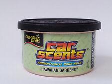 California Car Scents Duftdose Hawaiien Gartens