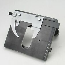 Leitz Right Handed Mechanical Stage With Slide Holder For Laborlux Microscope