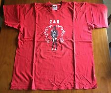 Zao Red T-Shirt  , (XL Size)