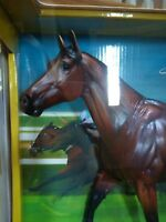 "Breyer Breyerfest Celebration Horse, "" BrassHat""  2018, New in box"