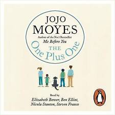 The One Plus One by Jojo Moyes (CD-Audio, 2015)12 CD AUDIO BOOK NEW UNPLAYED