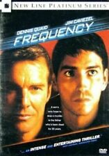 FREQUENCY 0794043505829 With Dennis Quaid DVD Region 1