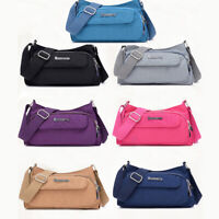Women Waterproof Single-shoulder Messenger Crossbody Bag Purse Travel Bag MA