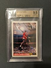 1992-93 Upper Deck #23 Michael Jordan BGS 9.5