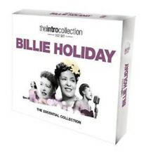BILLIE HOLIDAY - INTRO COLLECTION 3 CD NEW!