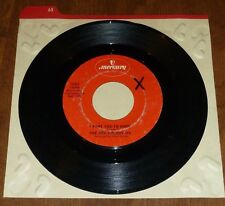VINTAGE THE NEW COLONY SIX *I WANT YOU TO KNOW & FREE*  45RPM RECORD