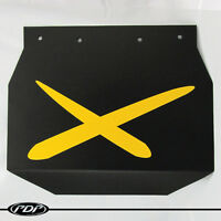2008+ Ski Doo Summit XP 600, 800 Snowflap, EXTREME Contour_YELLOW SNOW FLAP