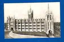 Rare Vintage Postcard RP Marischal College Aberdeen 15957 Unposted