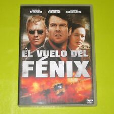 DVD.- EL VUELO DEL FENIX - DENNIS QUAID - GIOVANNI RIVISI