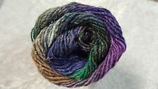 Noro Silk Garden #420 Purple Lilac Green Fawn & Grey Mix 50g