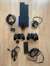 Sony PlayStation 2 Schwarz Spielekonsole (PAL - SCPH-30004)