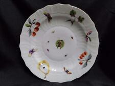 """Herend Market Garden, Fruits, Vegetables, and Insects: Luncheon Plate (s) 9"""""""