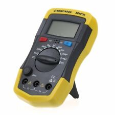 NEWCASON LCD Digital Meter XC6013L Capacitance Capacitor Tester mF uF Circu E7M2