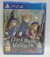 DARK ROSE VALKYRIE - SONY PS4 - NUOVO ITALIAN BOX SIGILLATO NEW SEALED PAL