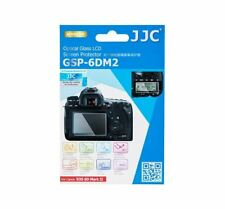 JJC GSP-6DM2 Optical Temper Glass LCD Screen Protector for Canon EOS 6D Mark 2
