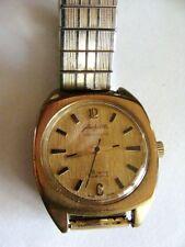 Org. Gub vidriería Bison reloj hombre spezimatic 26 rubis