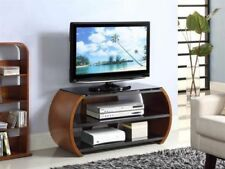 Jual JF208 100cm TV Stand / Entertainment Unit / Media Unit in Walnut