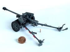 WW2 GERMAN ARTILLERY 75MM PAK40 ANTI TANK Cannon GUN 1:32 1:35 Scale Pak_40