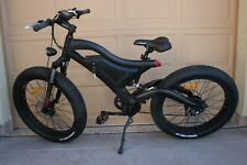 E Bicycle Bafang Full Suspension Fat Tire Mantis 750 Watt Electric Bike 48 Volt
