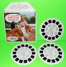 VIEW-MASTER LASSIE & TIMMY 3 REELS COVER / SLEEVE. MORE IN OUR EBAY STORE