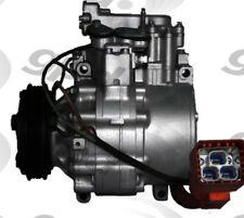 A/C Compressor-ELECTRIC/GAS, Sedan Global Reman fits 05-06 Honda Accord 3.0L-V6