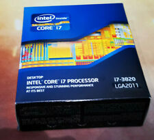 Intel Core i7-3820 Processor boxed with instructions/sticker