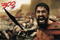 300 : Spartan - Maxi Poster 91.5cm x 61cm new and sealed