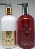 Molton Brown Festive Frankincense Allspice Hand Wash & Elderflower Body Lotion 3