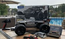 Arrma Kraton 6s Exb extreme Basher, Hi End Parts No Reserve Impossible To Find!