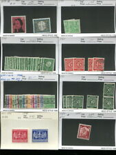 GERMANY ASSORTMENT ON 60+ DISPLAY CARDS!