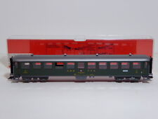 Fleischmann HO 5139 K SBB CFF / FFS 2nd Class Swiss Rail Express Coach Car Box