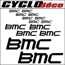 Stickers BMC pour cadre 40 couleurs au choix